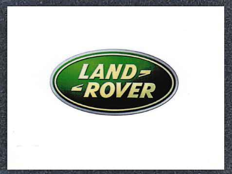 Land Rover Discovery 1997 - 1998 Owners Handbook - Front Cover