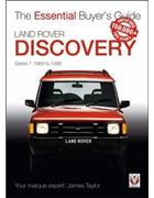 Land Rover Discovery Series 1 1989 - 1998 : The Essential Buyers Guide