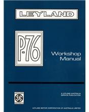 Leyland P-76 Workshop Manual