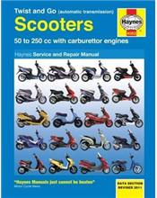 Twist and Go (Automatic Transmission) Scooters Service and Repair Manual