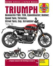Triumph Bonneville T100,T120,Speedmaster, Bobber, Speed Twin, Thruxton