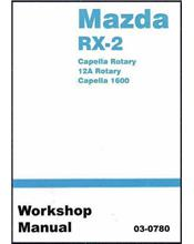 Mazda RX-2 Capella Rotary Factory Workshop Manual