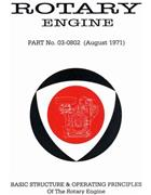 Mazda Rotary Engine Principles Factory Workshop Manual Supplement
