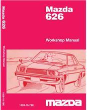 Mazda 626 11/1978 on Factory Workshop Manual