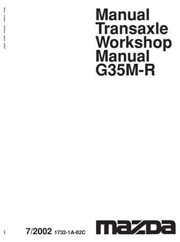 2010 mazda 6 workshop manual