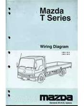 Mazda T Series 06/1981 Factory Workshop Manual Supplement