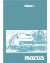 Mazda T Series 06/2000 Training Manual