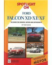 Spotlight on Ford Falcon XD XE XF 1979 - 1988