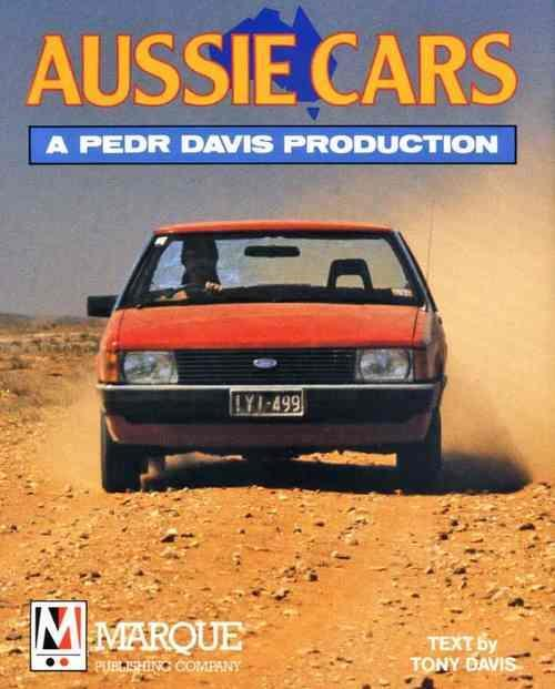 Aussie Cars - Front Cover