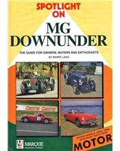 Spotlight on MG Down Under 1920s - 1990s
