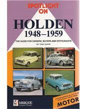 Spotlight on Holden 1948 - 1959