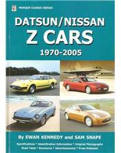 Datsun / Nissan Z Cars 1970 - 2005 : Classic Series