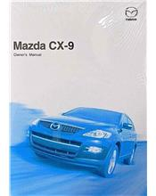 Mazda CX-9 07/2009 Owners Manual