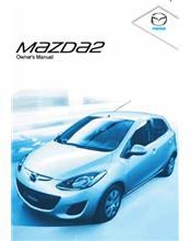 Mazda2 01/2010 Owners Manual