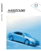 Mazda6 02/2010 Owners Manual