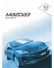 Mazda3 07/2011 Owners Manual