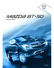 Mazda BT-50 02/2012 Owners Manual
