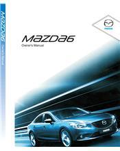 Mazda6 10/2012 Owners Manual