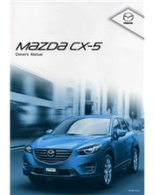 Mazda CX-5 KE 10/2013 Owners Manual