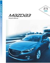 Mazda3 12/2013 Owners Manual