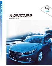 Mazda3 07/2014 Owners Manual