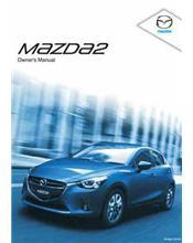Mazda2 08/2014 Owners Manual