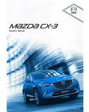 Mazda CX-3 11/2015 OwnersManual