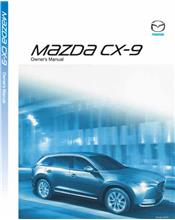 Mazda CX-9 03/2016 Owners Manual