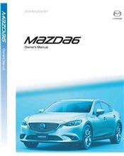 Mazda6 07/2016 Owners Manual