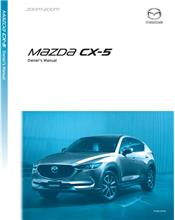 Mazda CX-5 KF 03/2017 Owners Manual