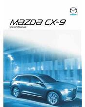 Mazda CX-9 2017 Owner Manual