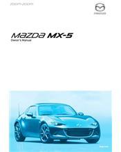 Mazda MX5 07/2018 Owners Handbook