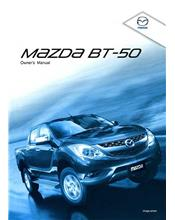Mazda BT50 2018 Owners Manual
