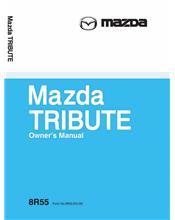 Mazda Tribute 09/2002 Owners Manual
