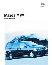 Mazda MPV LW 12/2003 Owners Manual
