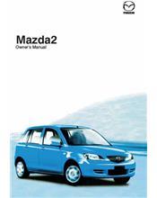 Mazda2 05/2003 Owners Manual