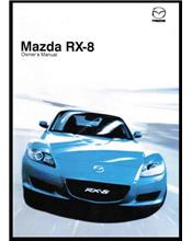 Mazda RX-8 06/2004 Owners Manual