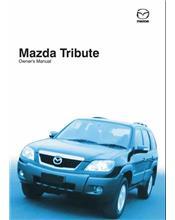 Mazda Tribute 03/2006 Owners Manual