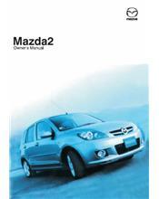 Mazda2 06/2006 Owners Manual