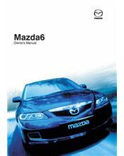 Mazda6 12/2006 Owners Manual