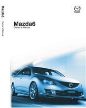 Mazda6 12/2007 Owners Manual