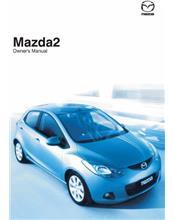 Mazda2 02/2008 Owners Manual