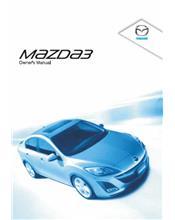 Mazda3 02/2009 Owners Manual