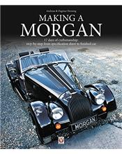 Making a Morgan : 17 days of craftmanship