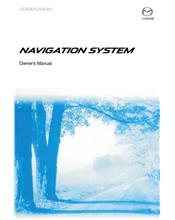Mazda CX-3 & CX-5 Navigation Owners Manual