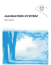 Mazda CX-9 03/2016 Navigation Owners Manual