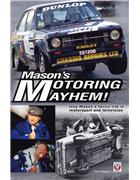 Mason's Motoring Mayhem - Front Cover