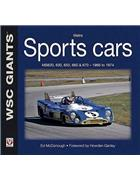 Matra Sports Cars 1966 - 1874 : MS620 630 650 660 & 670 : WSC Giants - Front Cover