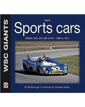 Matra Sports Cars 1966 - 1874 : MS620 630 650 660 & 670: WSC Giants