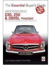 Mercedes Benz 230SL, 250SL & 280SL Pagoda W113 Series 1963 - 1971